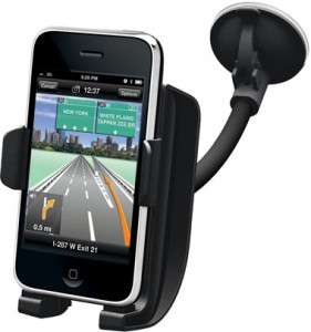 iPhone Carmount