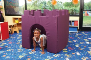 Cozy castle